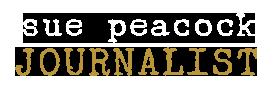 Portfolio and Blog of freelance Melbourne journalist Sue Peacock